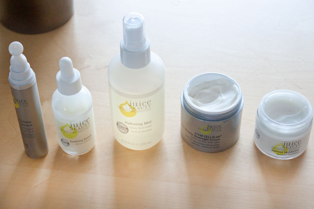 Juice Beauty Review: Skincare for Dry, Sensitve Skin