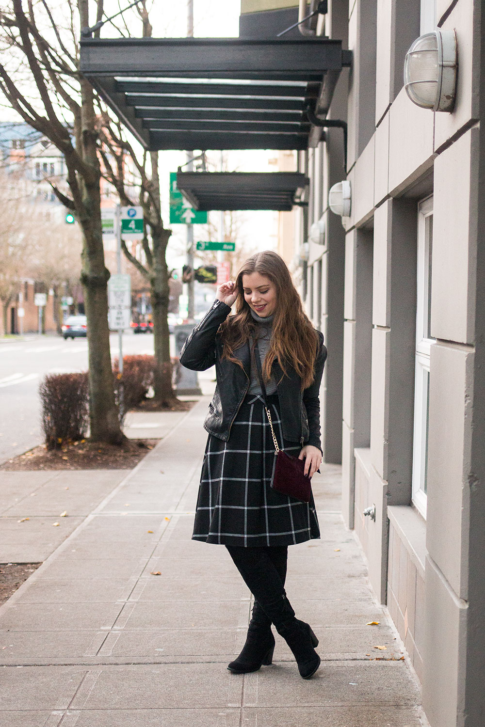 Winter Party Outfits // Seattle Fashion Blog