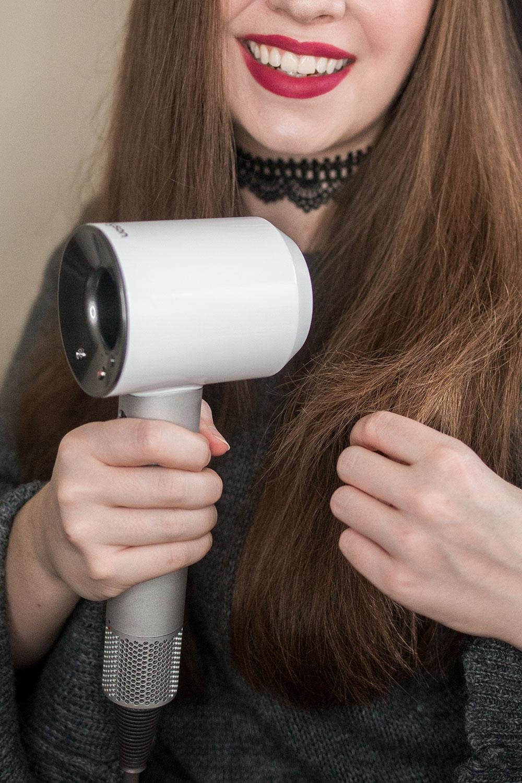 dyson cordless hair dryer