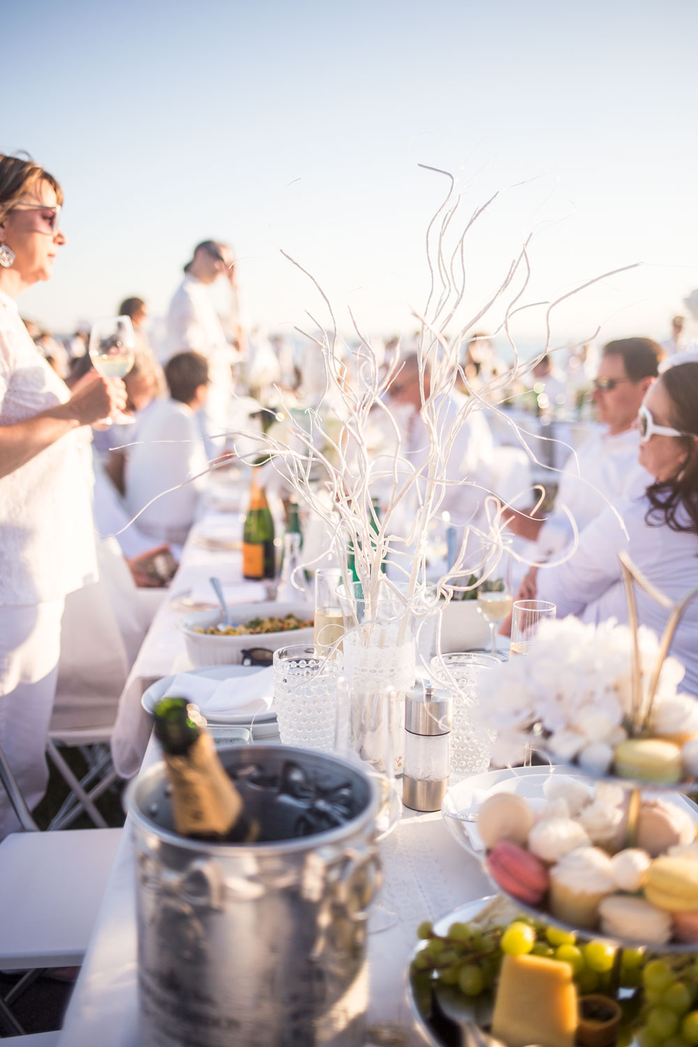 Le Diner En Blanc Seattle Hello Rigby Seattle Fashion Beauty Blog For Budget Friendly Style