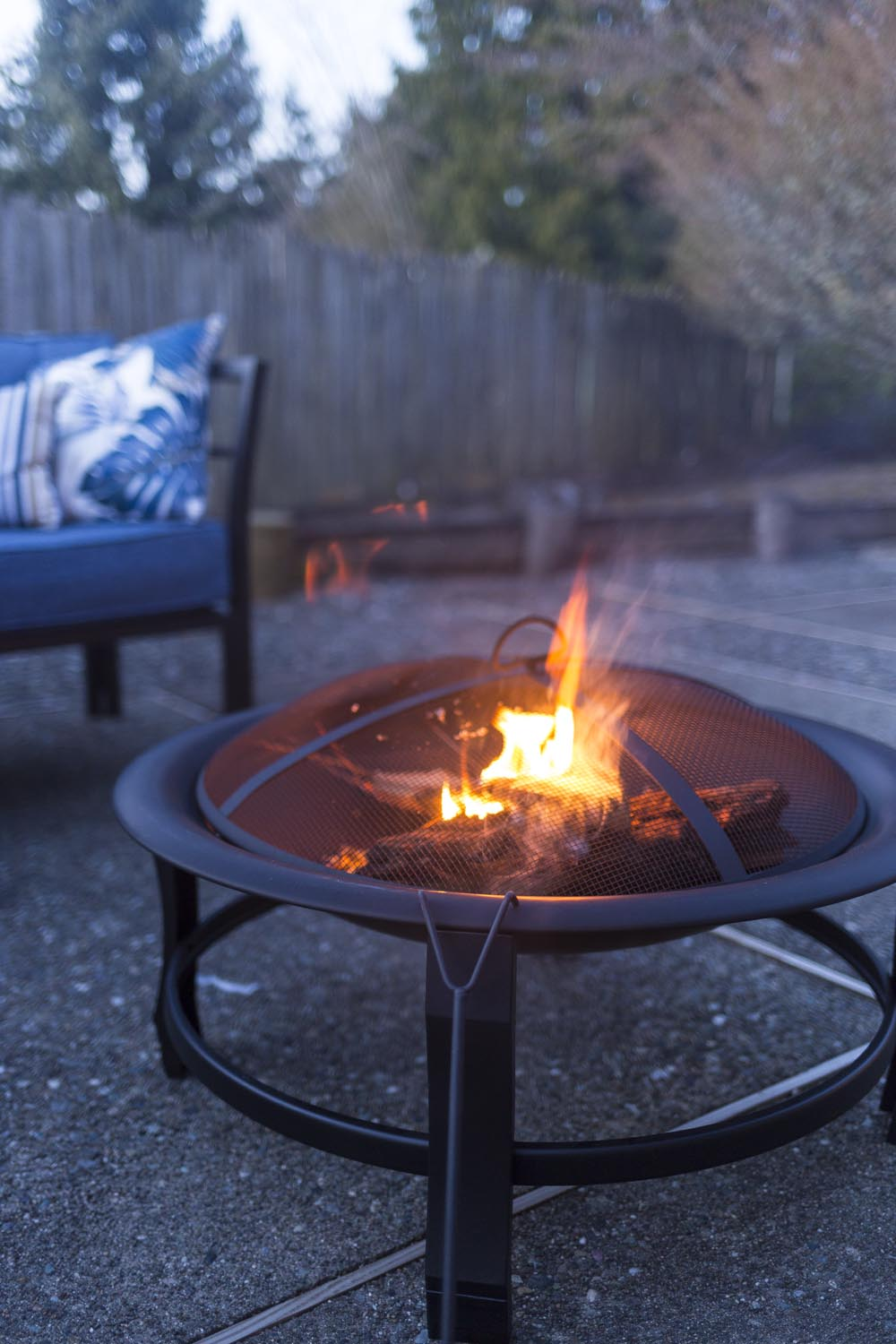 Pleasant A Backyard Upgrade For Spring With Fred Meyer Hello Rigby Uwap Interior Chair Design Uwaporg