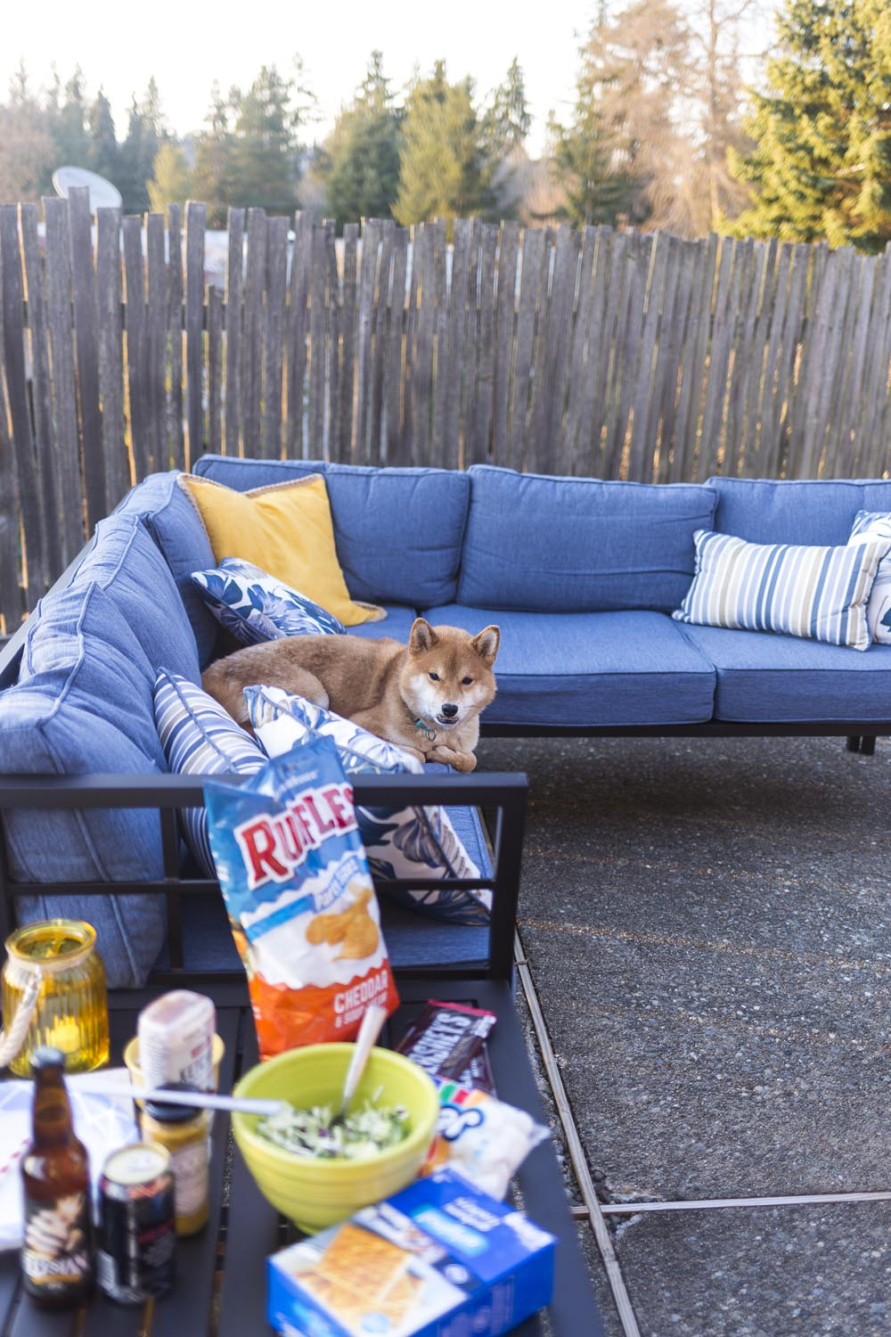 Pleasing A Backyard Upgrade For Spring With Fred Meyer Hello Rigby Uwap Interior Chair Design Uwaporg