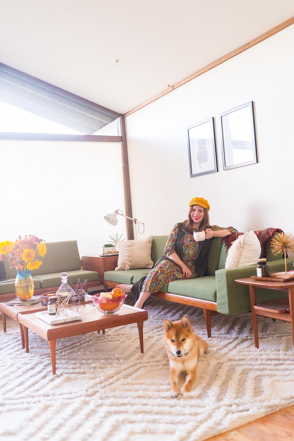 Easy Fall Room Decor With Fred Meyer Direct Seattle Home