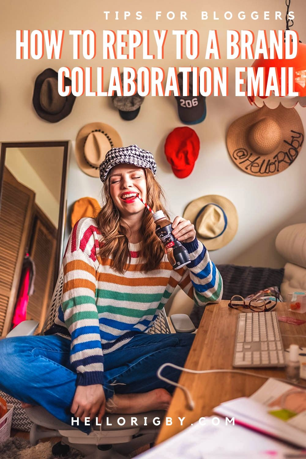 How to Reply to Brand Collaboration Email   Tips for Bloggers